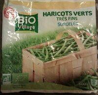 Haricots verts bio - Prodotto - fr