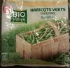 Haricots verts trés fins bio surgelés - Produit
