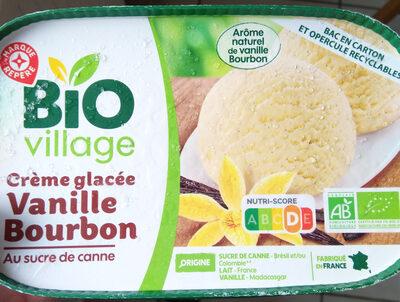 Vrac crème glacée vanille bourbon bio - Prodotto - fr