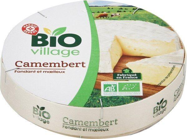 Camembert au lait pasteurisé 21% Mat. Gr. - Produit