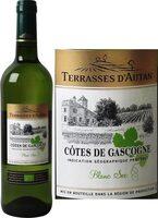 Côtes de Gascogne blanc sec bio I.G.P. - Produit