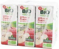 Pur jus de pomme bio - Product - fr