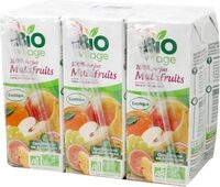 Pur jus multifruits bio - Product