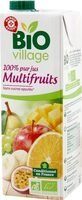 Pur jus multifruits - Produit