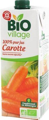 Pur jus de carotte bio - Product - fr