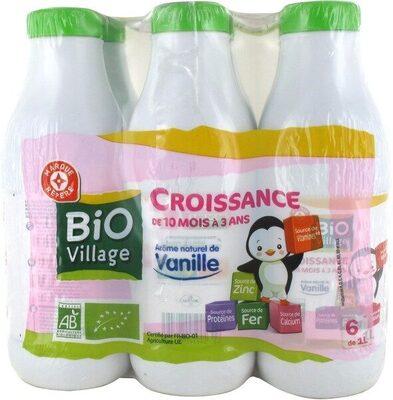 Lait de croissance bio bouteille - Product - fr