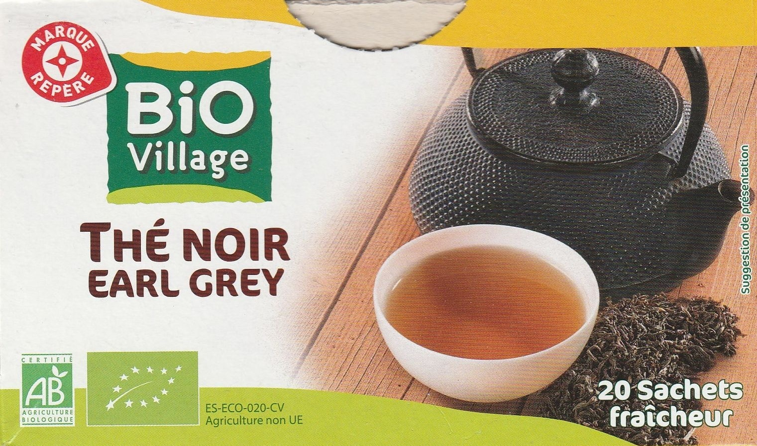 the noir earl grey bio