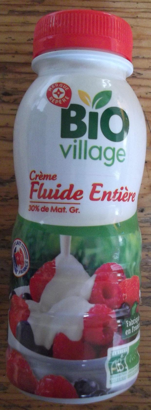 Crème Fluide Entière - Product