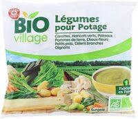Légumes bio pour potage - Product - fr