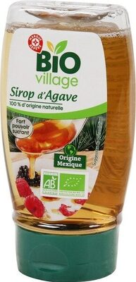 Sirop d'agave bio - Product