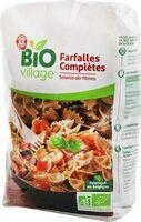 Farfalles au blé complet bio - Produit