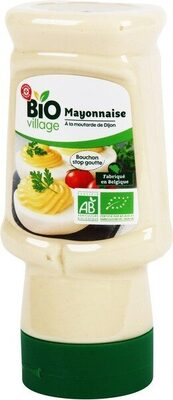 Mayonnaise à la moutarde de Dijon - Produit