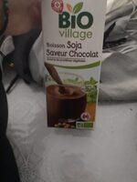 Boisson au soja saveur chocolat bio - Prodotto - fr