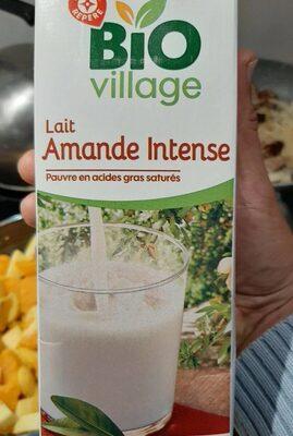 Lait amande intense bio - Product - fr