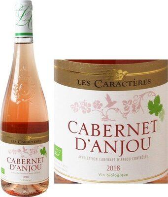 Cabarnet d'Anjou bio A.O.C. 2017 - Produit