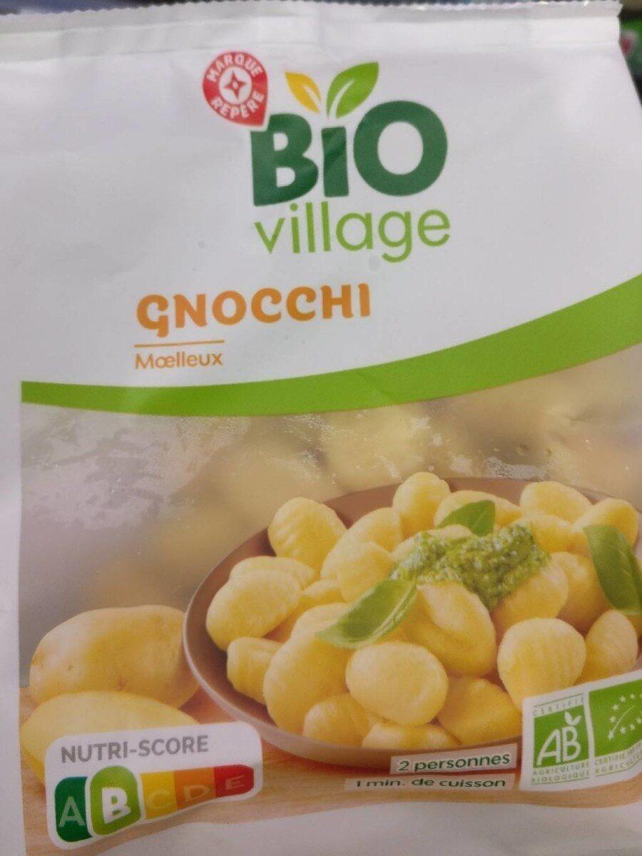 Gnocchi bio - Produit - fr