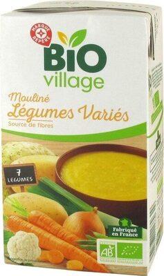 Mouliné de 7 légumes bio - Product - fr