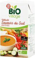 Velouté de légumes saveurs du sud bio - Produit - fr