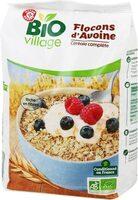 Flocons d'avoine cérélae complète bio - Product - fr