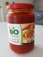 Sauce provençale bio - Produit - fr