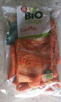 Carottes 1kg - Product - fr