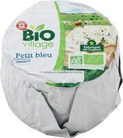 Petit bleu fondant bio 30% Mat. Gr. - Produit - fr