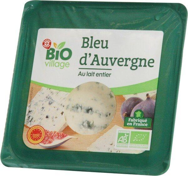 Bleu d'Auvergne bio 29% Mat. Gr. A.O.P. - Produit - fr