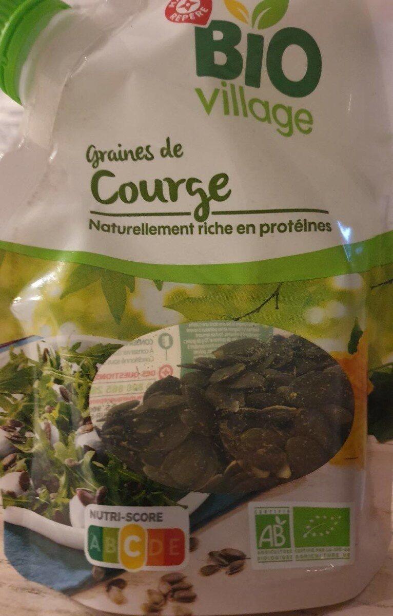 Graines de courge bio - Product - fr