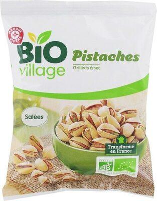 Pistaches bio grillées à sec - Product - fr