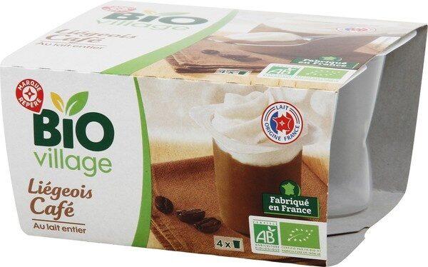 Liégeois café bio - Product - fr