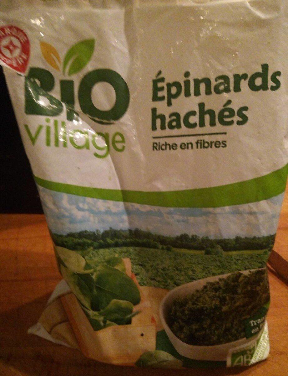 Epinards hachés bio - Prodotto - fr