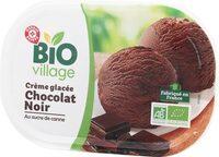 Vrac crème glacée chocolat noir bio - Product - fr