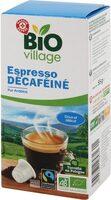Capsules de café espresso bio Max Havelaar décaféiné x 10 - Prodotto - fr