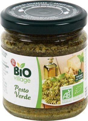 Pesto verde bio - Product - fr