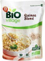 Quinoa blond bio - sachet - Produit - fr
