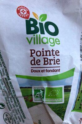 Pointe de brie bio 25% Mar. Gr. - Product - fr
