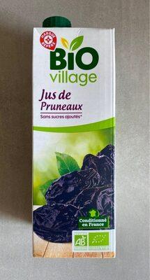 Pur jus de pruneaux bio - Product - fr