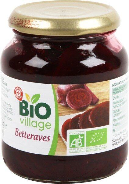 Betteraves rouges bio - Produit - fr