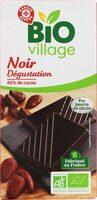 Chocolat noir dégustation 85% cacao bio - Produit - fr