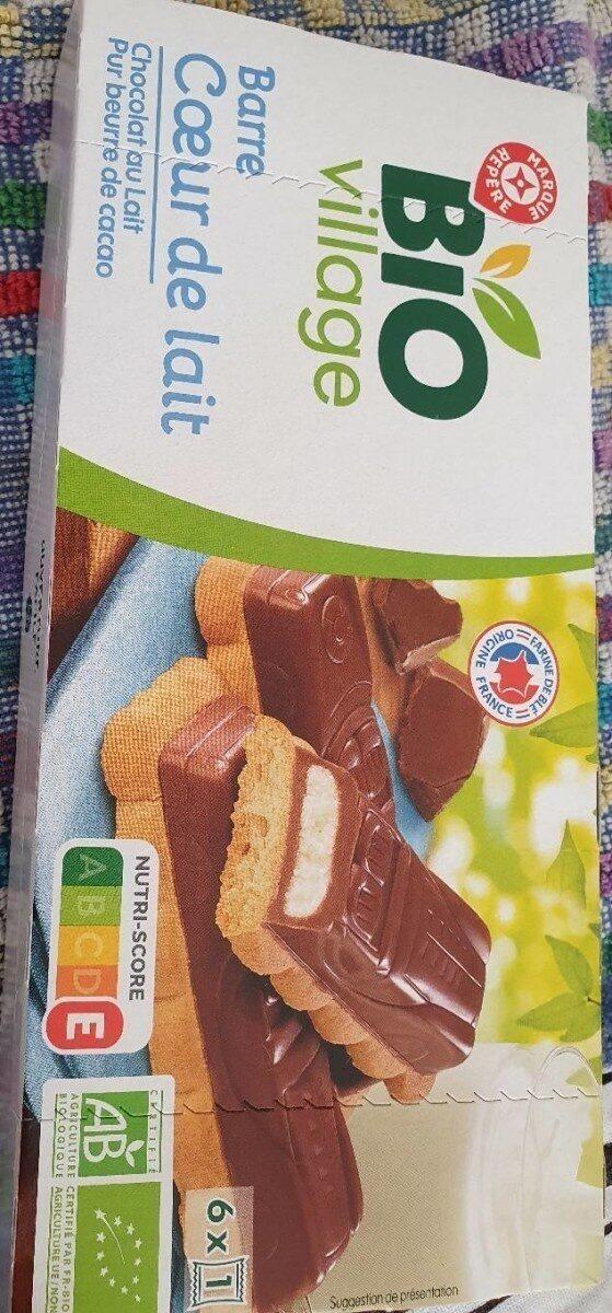 Barre Cœur de lait - Prodotto - fr