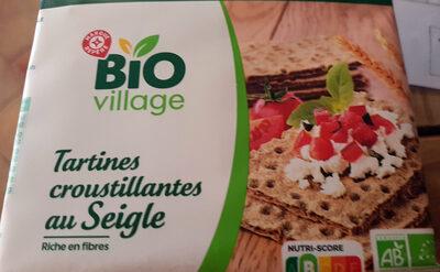 Tartines croustillantes au Seigle - Prodotto - fr