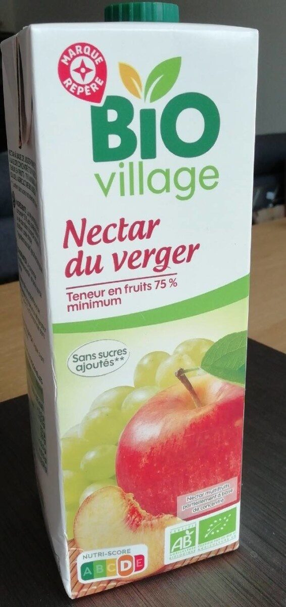 Nectar du Verger - Prodotto - fr