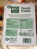 Truite fumée bio 3/4 tranches - Product