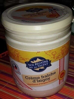 Crème Fraîche d'Isigny - Product - fr