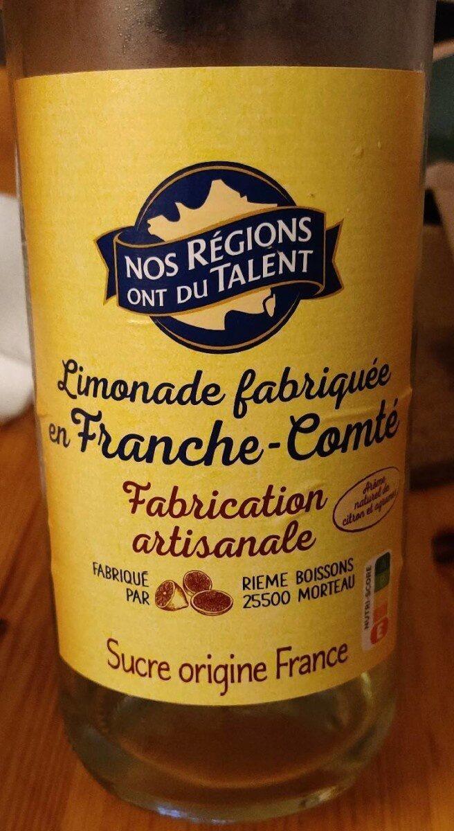 Limonade RIEME - Produit - fr