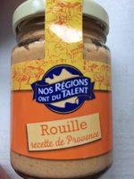 Rouille Recette De Provence - Produit - fr