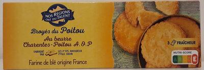 Broyé du Poitou - Product - fr