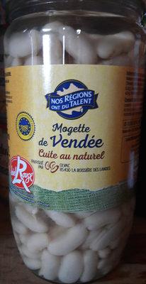 Mogettes De Vendée cuir au naturel - Product - fr