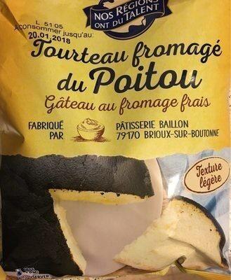 Tourteau fromagé du Poitou - Produit - fr