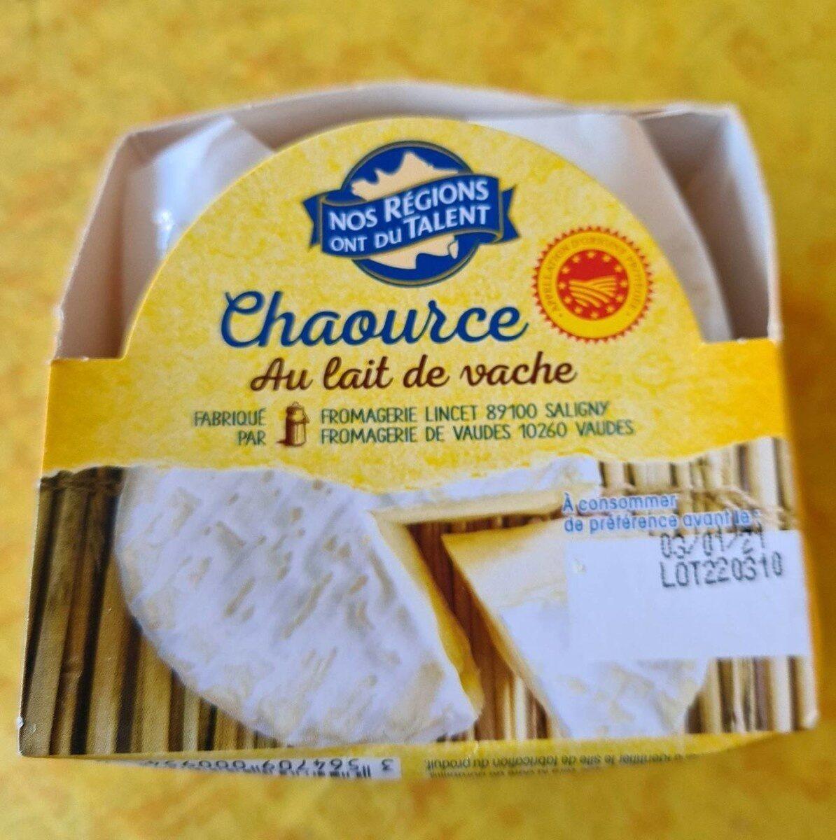 Chaource - Produit - fr